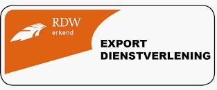 Erkend RDW export dienstverlener